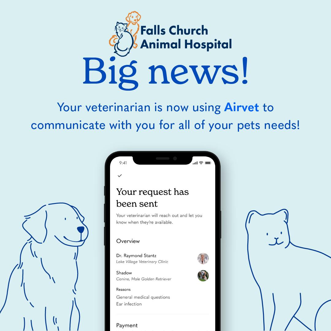 AirVet Announcement